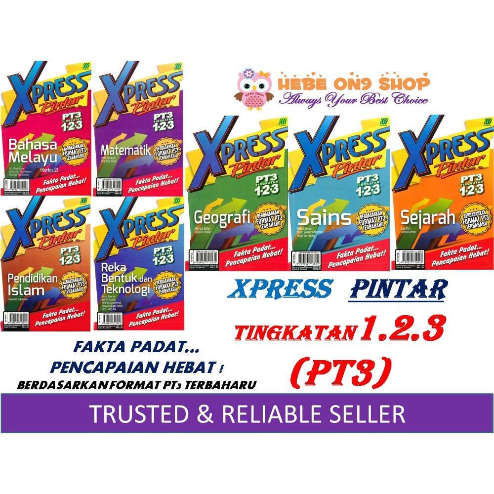 BUKU RUJUKAN PT3 TINGKATAN 1.2.3 XPRESS PINTAR PT3 ...