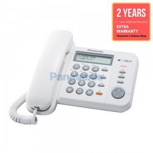 PANASONIC KX-TS580ML SINGLE LINE PHONE WALL MOUNTABLE