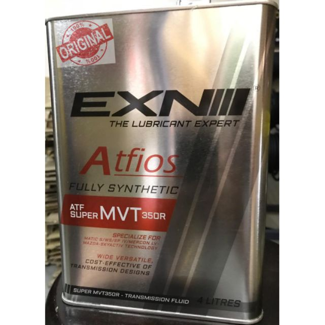 EXN Automatic Transmission Oil ATF MVT350R