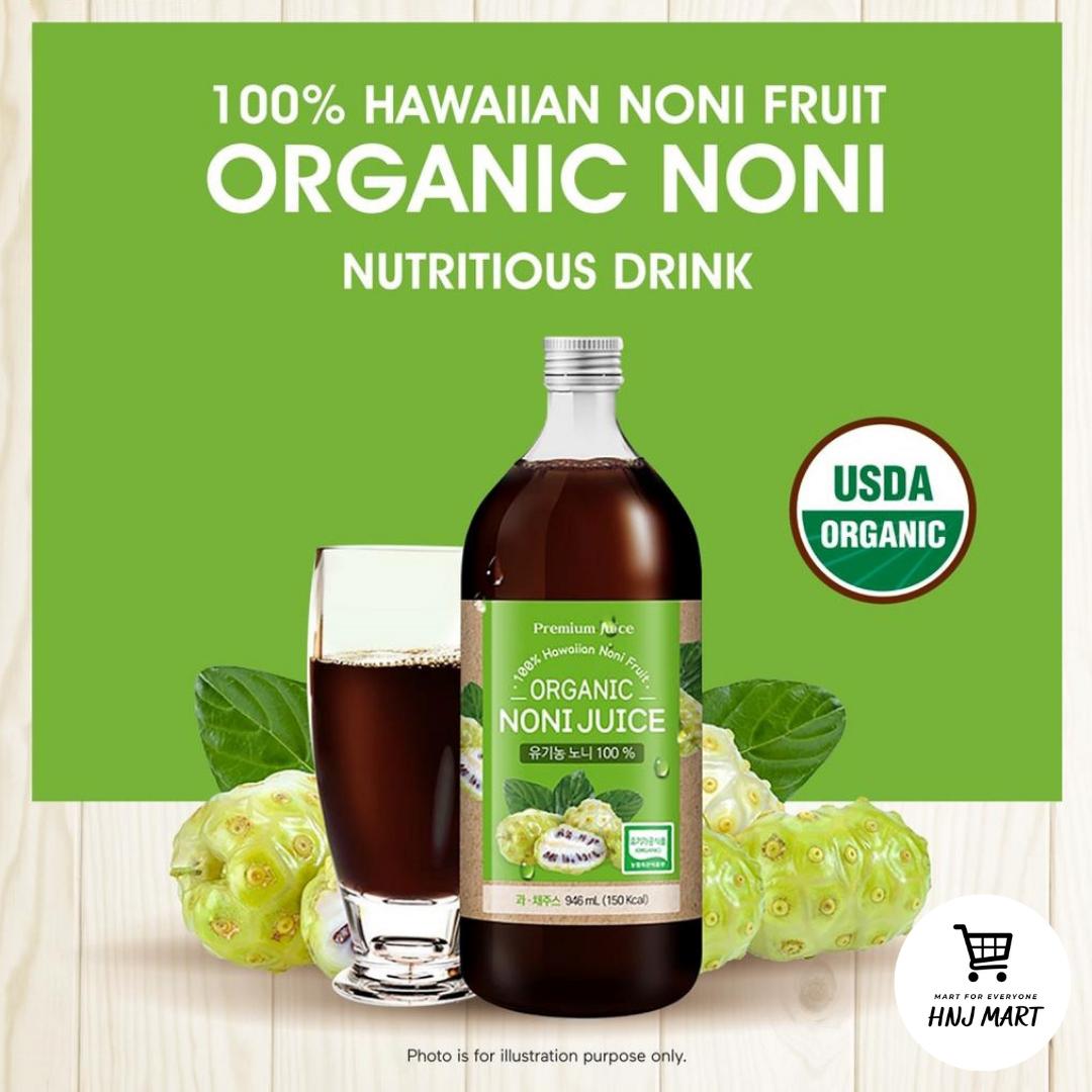 Korea Noni Fruit Juice Nutritious Drink Organic Certified 100% Hawaiian Noni Fruit