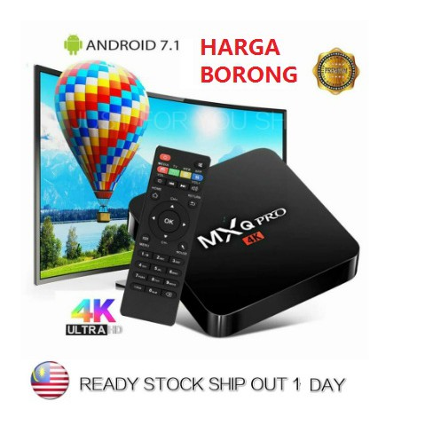 Smart Tv box MXQ4k MXQ pro 4k mxqpro QUAD COREkodi wifi youtube