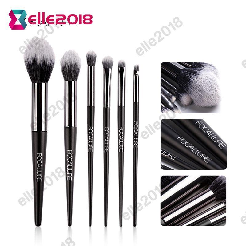 New Ocallure 6 Pcs Makeup Brush Set