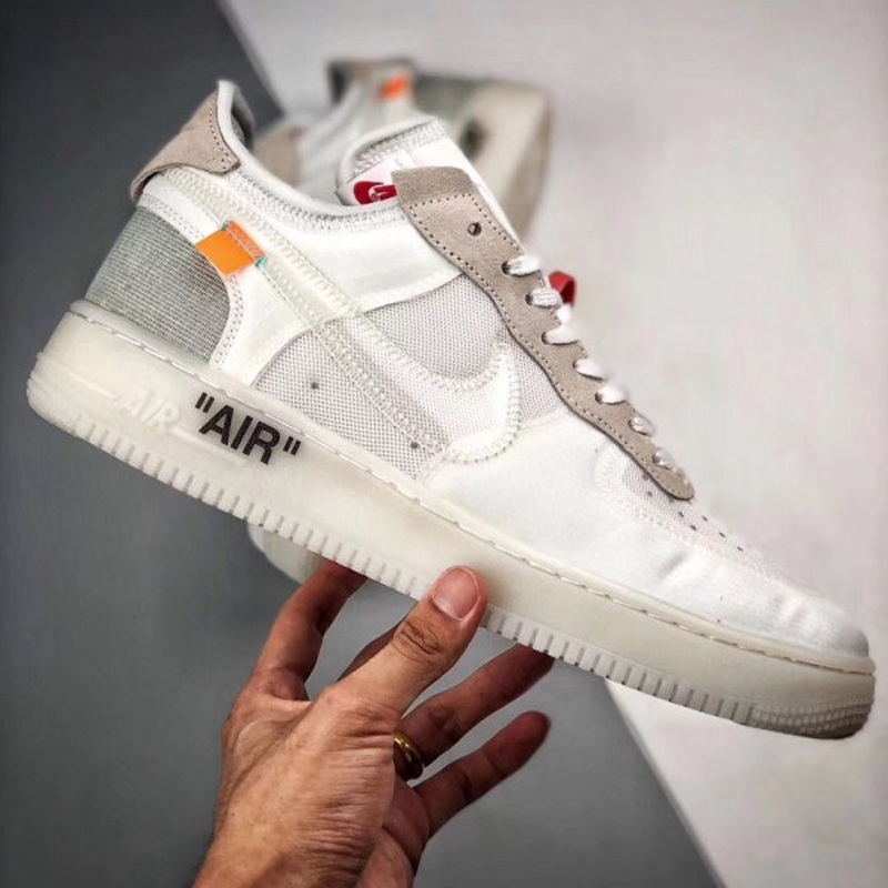 Off White x Nike Air Force 1 Low Men´s Nike BasketBall Cheap Shoes Green Black AO4606 700 AO4606 700 Basketball Shoes | Official Store 2019!