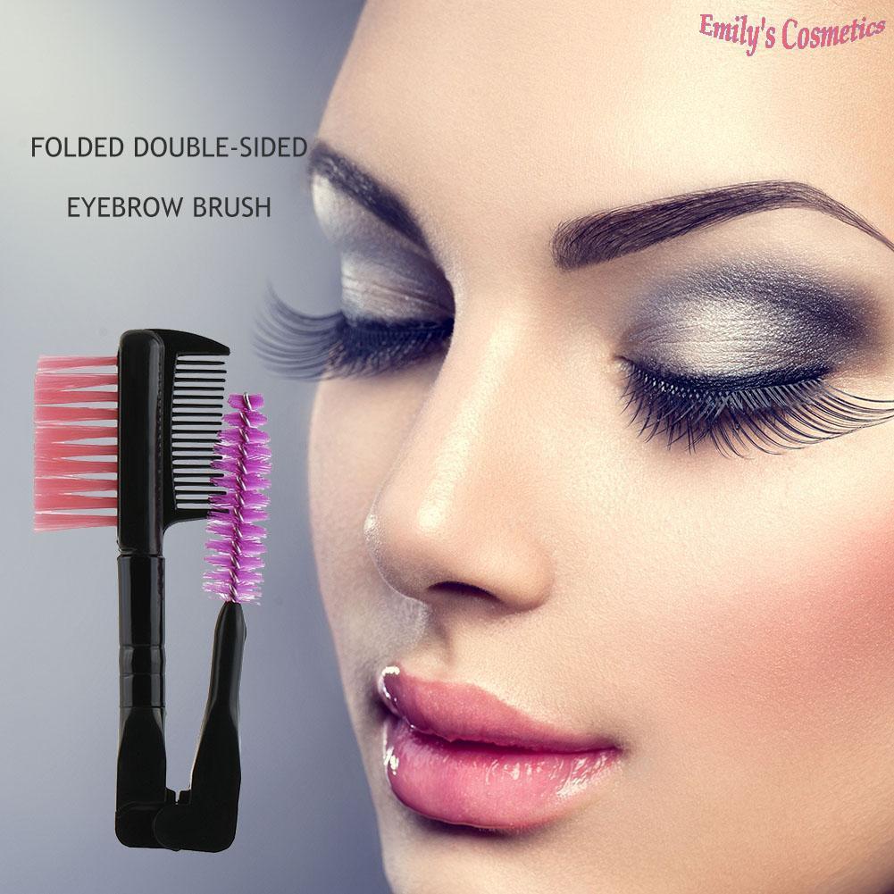 019cbdabcef ProductImage. ProductImage. Eyebrow Brush Eyelash Comb Mascara Separator ...