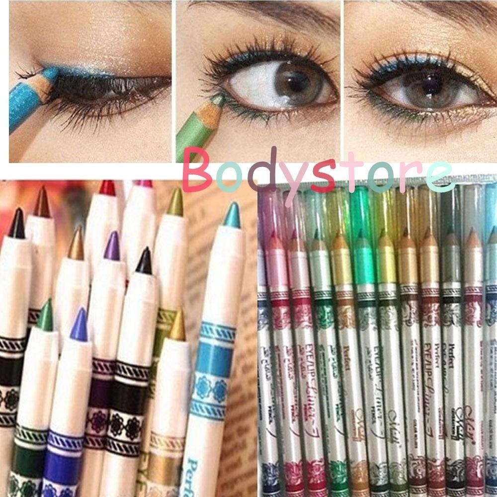 Simply Elegant Auto Eye Liner Shopee Malaysia Eyesential Eyebrush Set