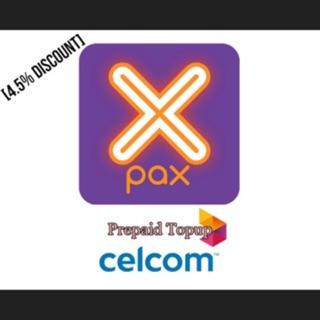 Celcom Topup Direct 3% | Shopee Malaysia