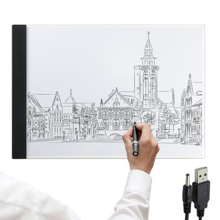 A4 Ultra-thin Portable LED Light Box tracer USB Power LED