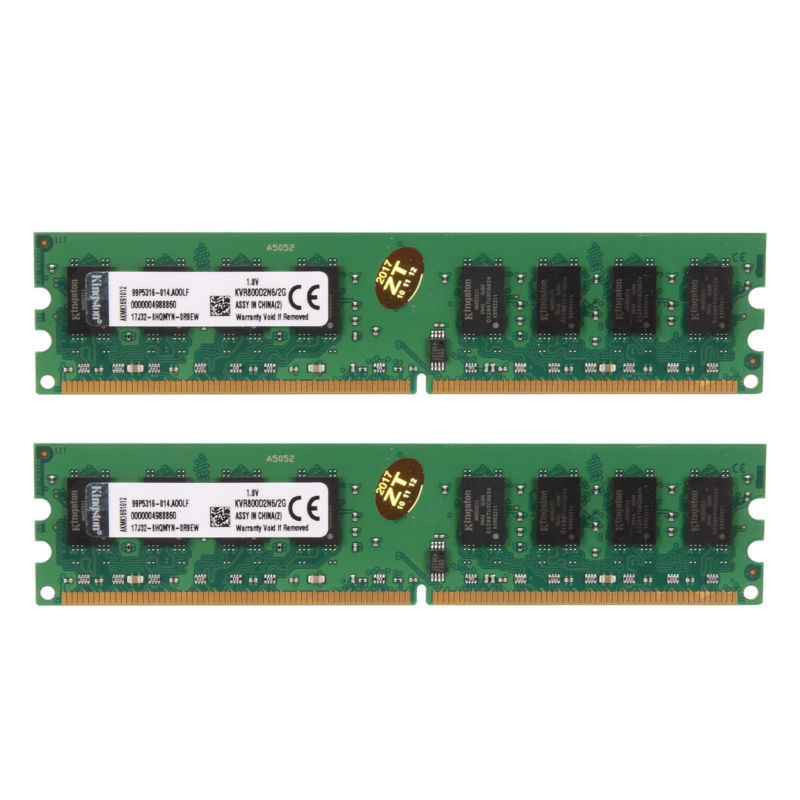 New lots of 10X 2GB PC2-6400 DDR2-800 800Mhz DDR2 200pin Sodimm Laptop Memory
