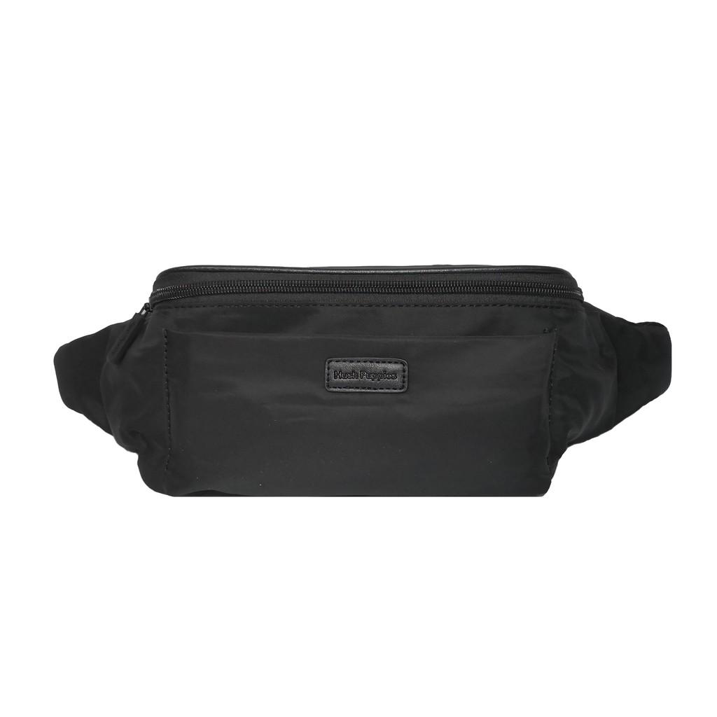 Hush Puppies Men's Waist Bag HPG50034BK