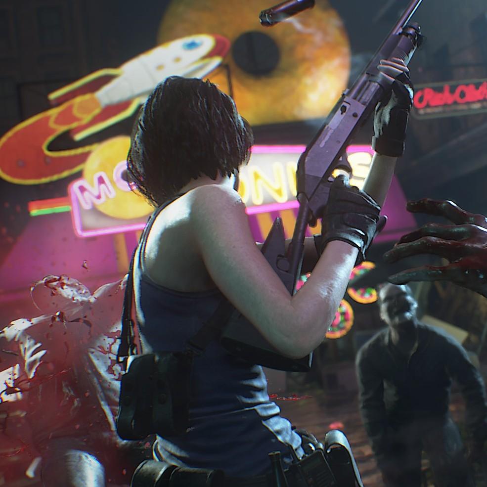 PS4 Game Resident Evil 3 Remake   Biohazard 3   RE3 (English/Chinese) 生化危机/ 重制版 3 NEW