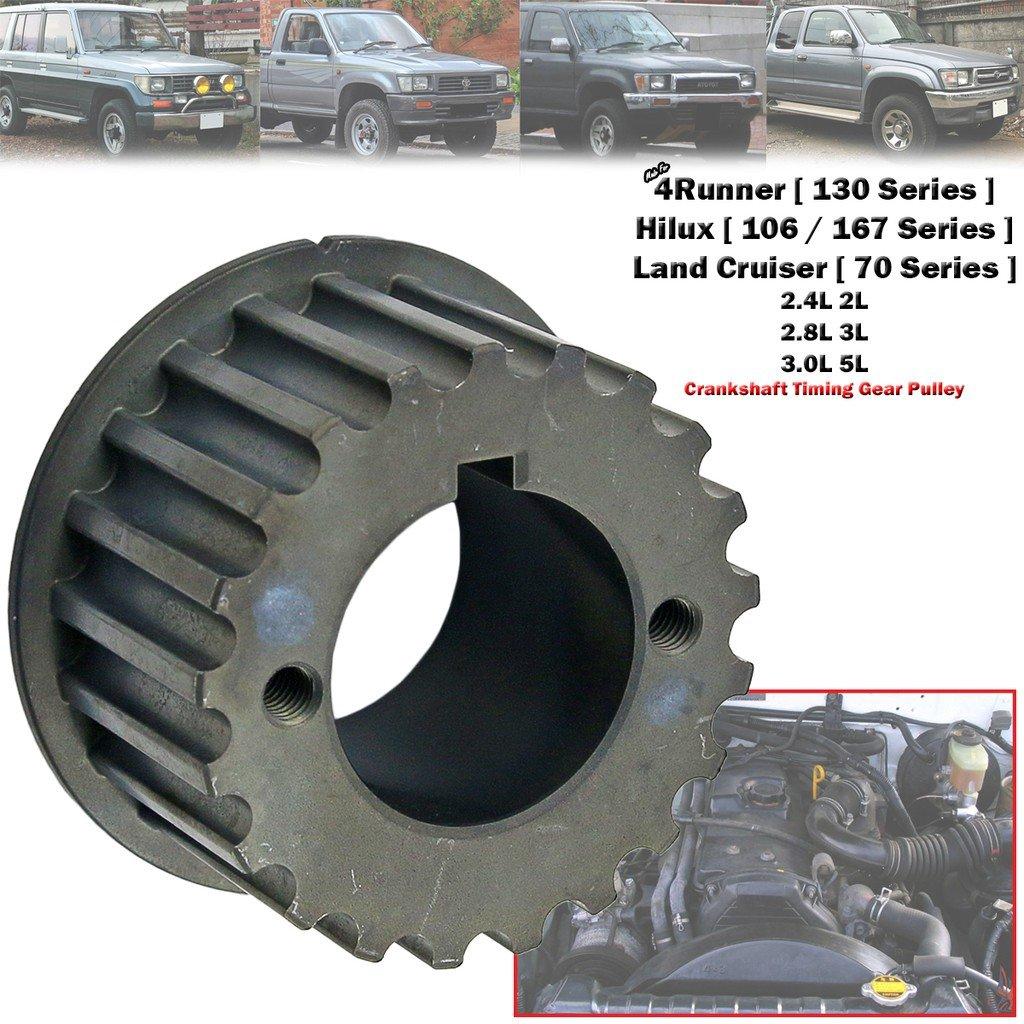 ENGINE VALVE GUIDE SET TOYOTA 2L 2L-II 2L-T FOR HILUX HIACE /& LAND CRUISER 2.4L