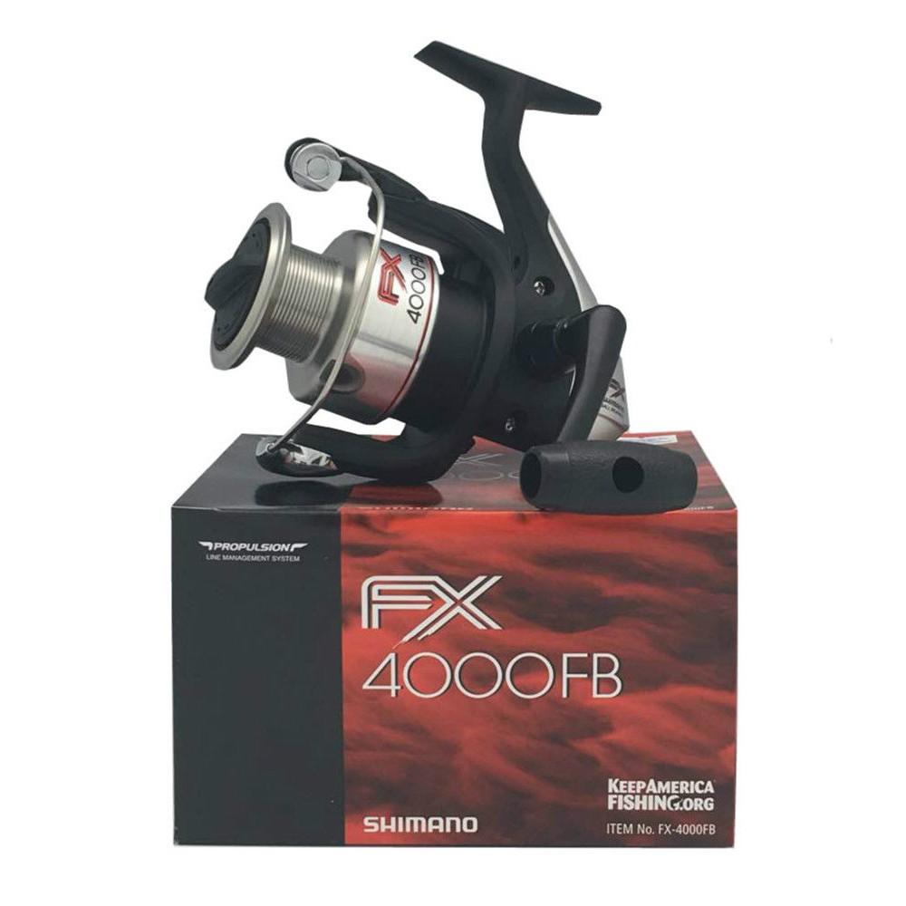 NEW SHIMANO FX-1000FB FX 1000 FB SPINNING REEL FreeShip