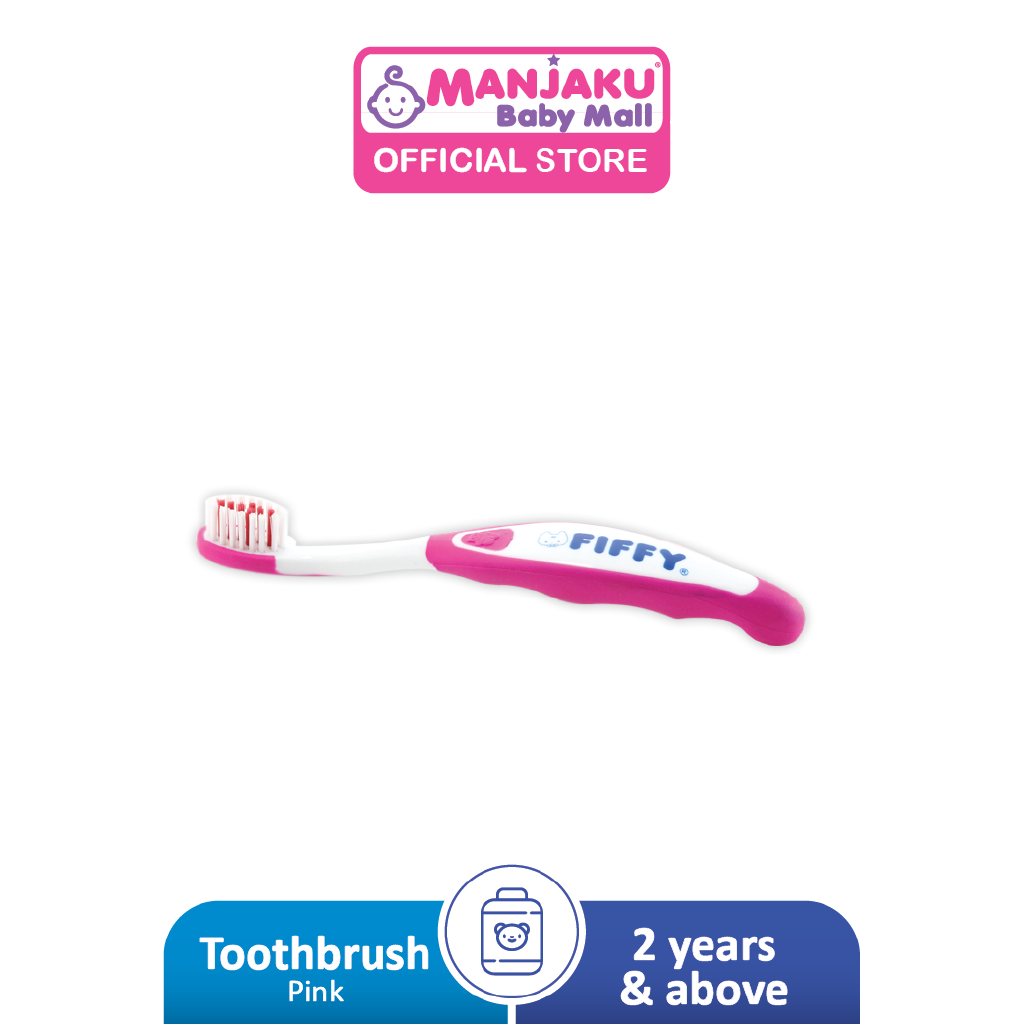 Fiffy Kids Toothbrush - Assorted Colours