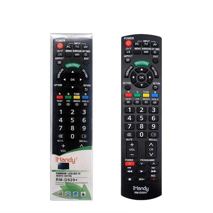 MALAYSIA] ALAT KAWALAN JAUH Panasonic LCD/LED TV Remote Control Replacement -RM-D920