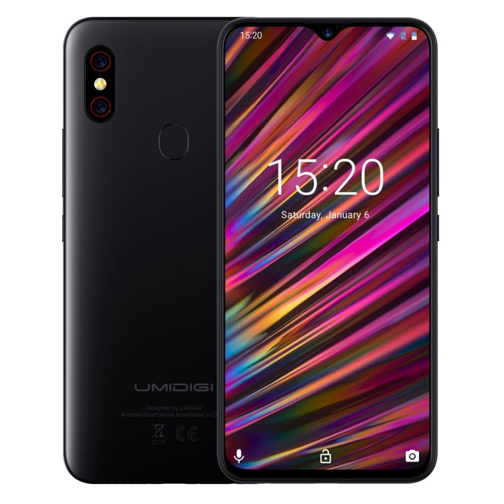 Umidigi F1 4gb Ram 128gb Rom 5150mah Face Id 6 3 Android 9 0 4g