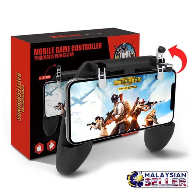 [READY STOCKS] W10 Gamepad PUBG Mobile Controller
