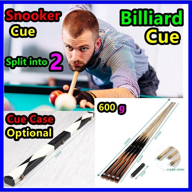 Billiard Cue Biliard Snooker Stick Table Tennis Nine Ball Outdoor Sport 台球杆