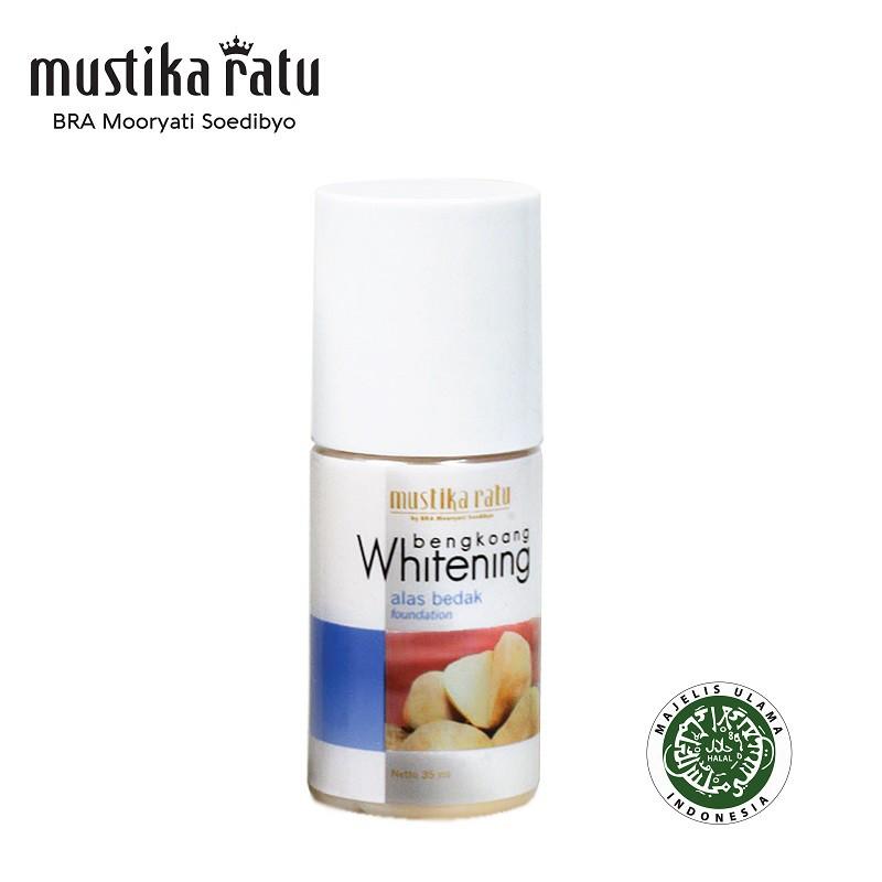 Mustika Ratu Bengkoang Whitening Series Alas Bedak Foundation (35ml)