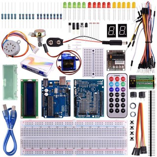 for Arduino UNO R3 Project Super Starter Kit with Tutorials