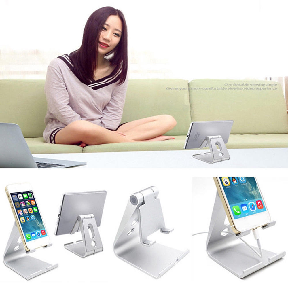 oobest Universal Table//Desk Holder Tablet Stand Mount For iPad Mini//Air 1 2 3 4 Retina