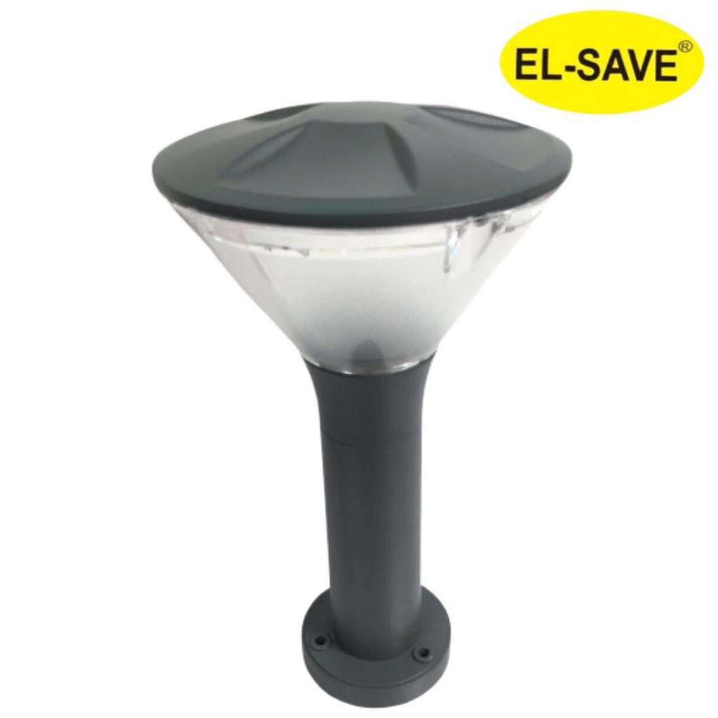 Outdoor Lighting Modern Style Gate Light Grey Garden Lamp Pillar Light Lampu Taman Lampu Pagar E27 Shopee Malaysia
