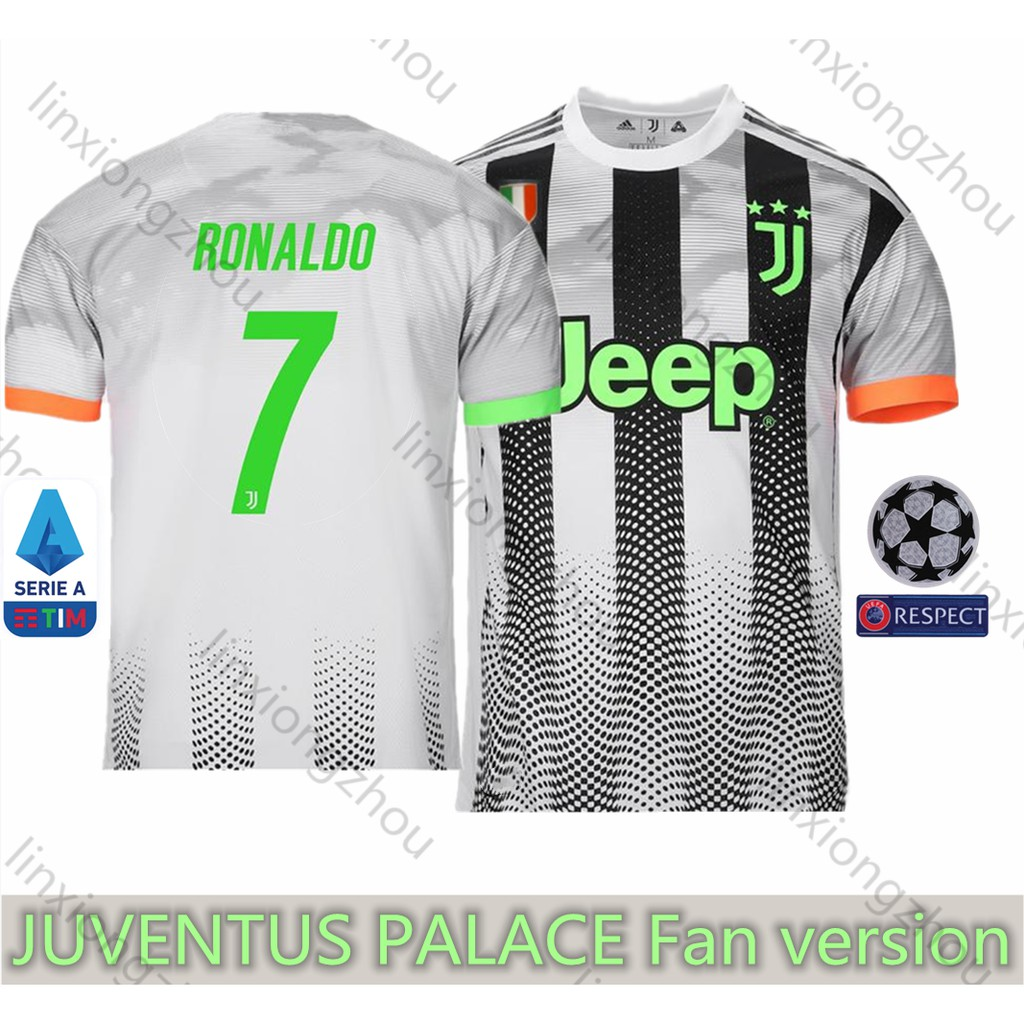 Buy Top Quality 19 20 Juventus Palace Fourth Soccer Jersey Football Jerseys On Ezbuy Pk