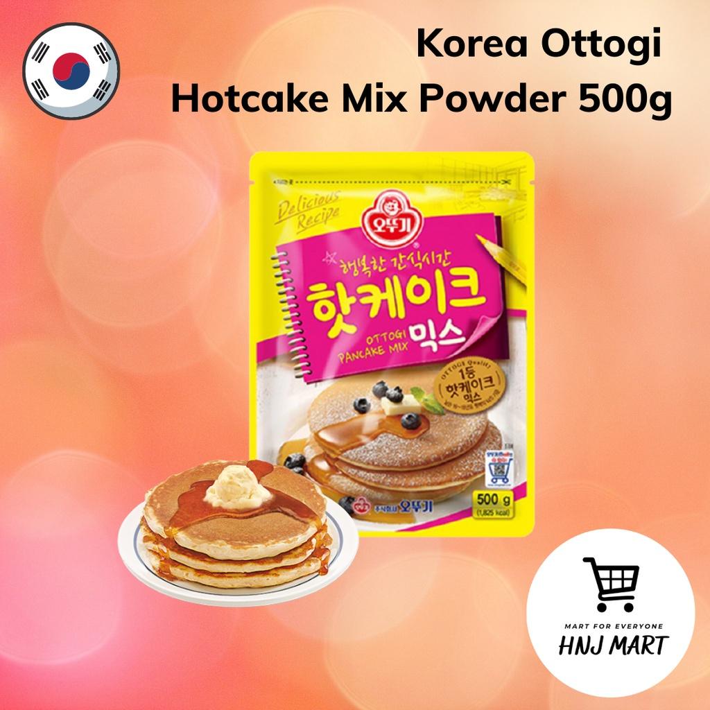 Korea Ottogi Hotcake Mix Powder 500g (Pancake)
