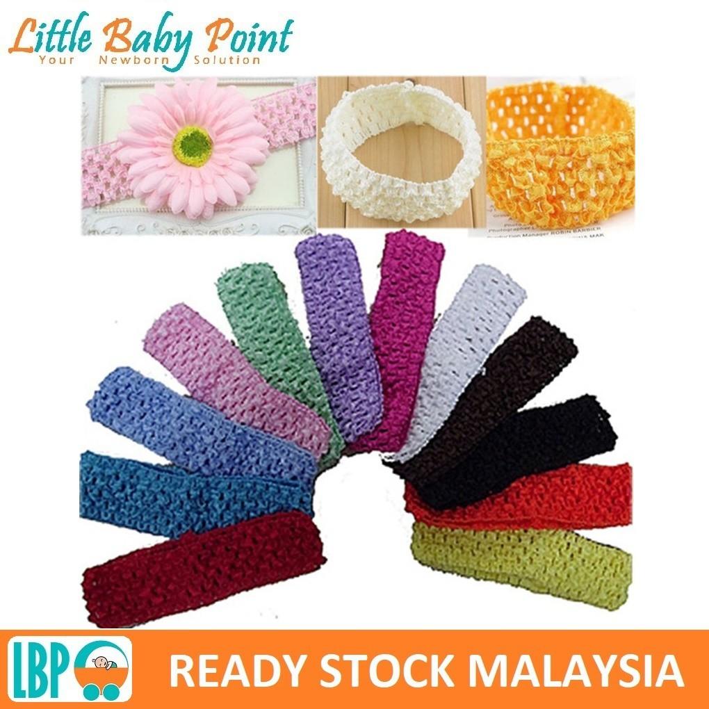 Rainbow Baby Hairband Kids Baby Headband Set 3in1 | Shopee ...
