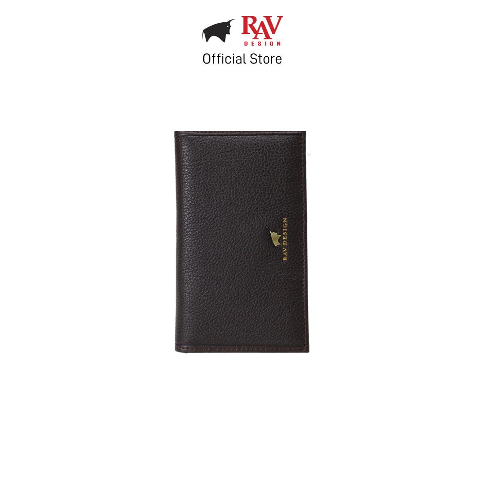 RAV DESIGN Men's Genuine Leather Cardholder |RVW639G2