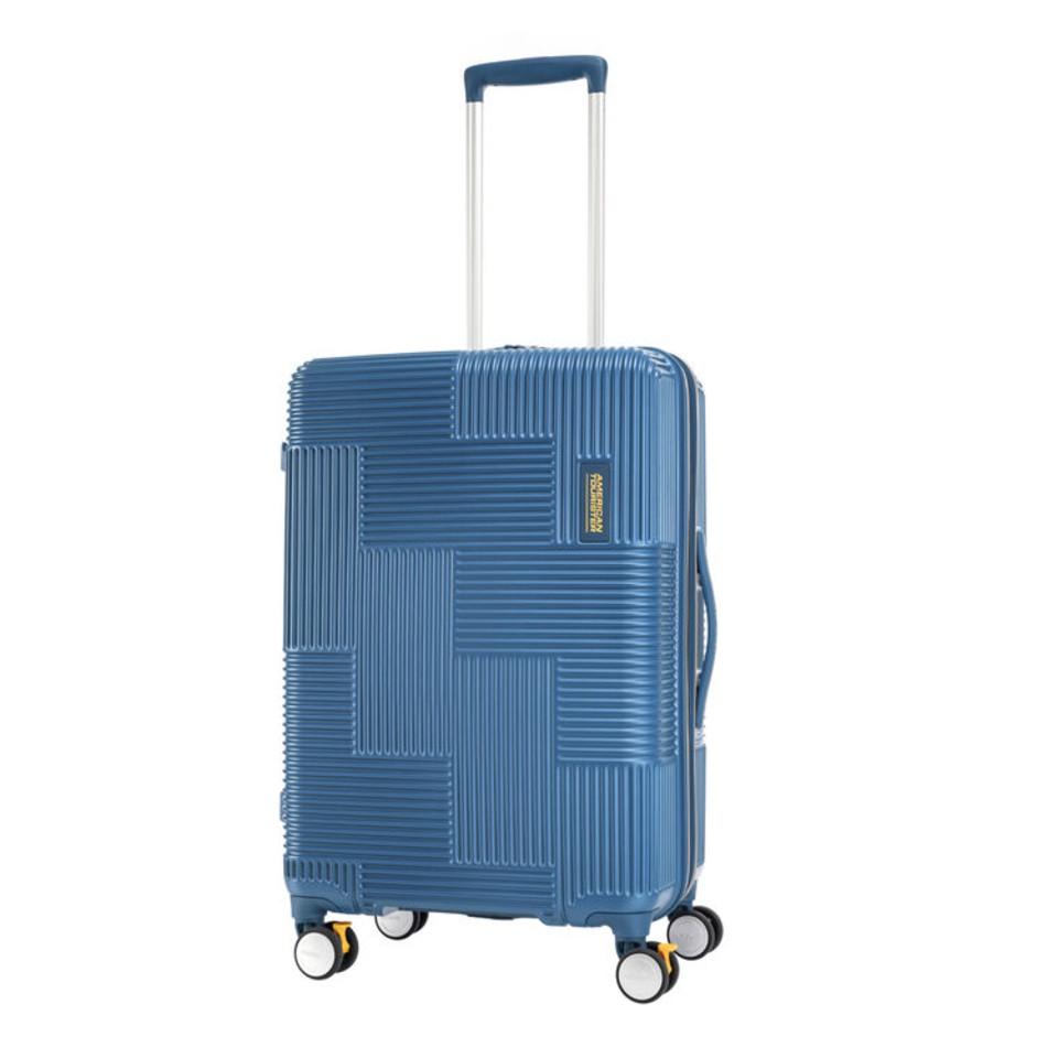 American Tourister  VELTON  SPINNER 69/25 EXP TSA-NAVY