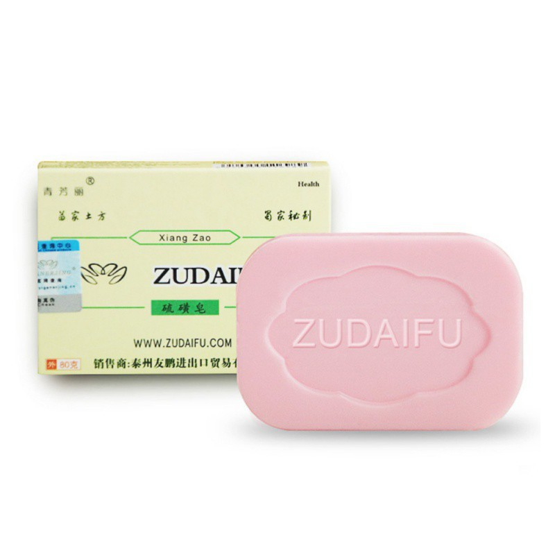 Bath & Shower Cleansers 1pcs Acne Mite Soap Fungus Eczema Bacteria Skin Blackhead Sulfur Anti Body Cleansing Sulphur Soap Bath Shower Supplies