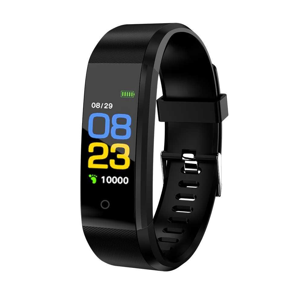 Nx02 Sport Watch Smart Bracelet Fitness Tracker Monitor Fashion Wrist Band Yu Smart Electronics