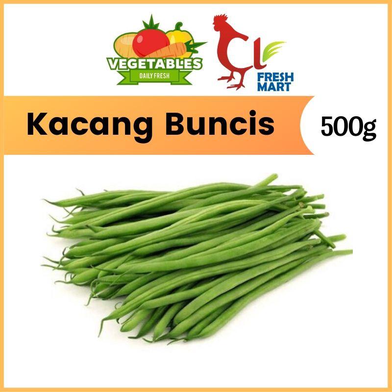 Kacang Buncis / Long Bean (500g) Fresh