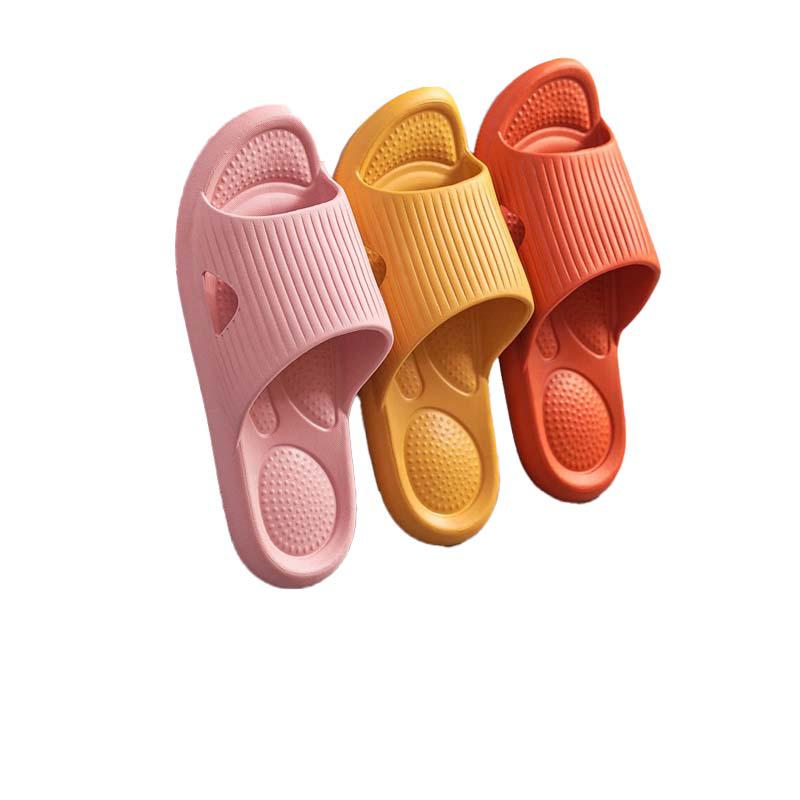 รองเท้าแตะ รองเท้านวดเพื่อสุขภาพ รองเท้าผู้หญิงผู้ชาย EVAนุ่มนิ่ม กันลื่น น้ำหนักเบาใส่ได้ทุกเพศทุกวัย ไซส์36-43