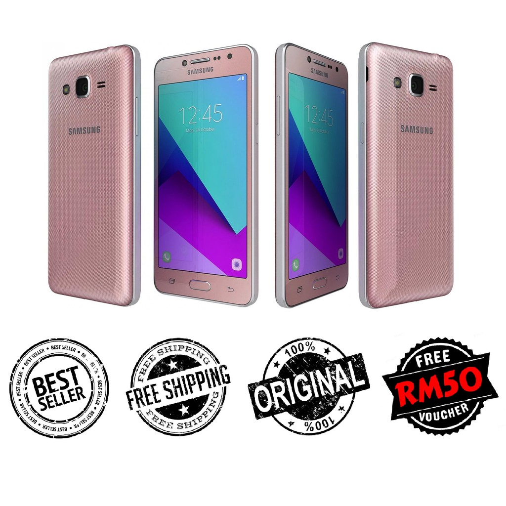 🇲🇾 Ori Samsung J2 Prime @ Grand Prime Plus 4G G532 (8GB+2GB RAM) Dual Sim Duos [1 Month Warranty] FREE RM50 Voucher