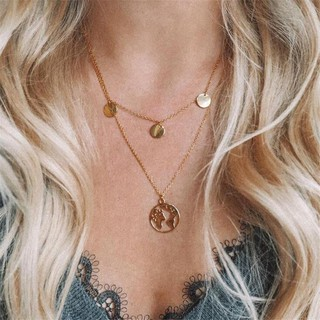 Gold//Silver Flower Hollow Magic Box Musical Necklace Pendant Color Beads Women