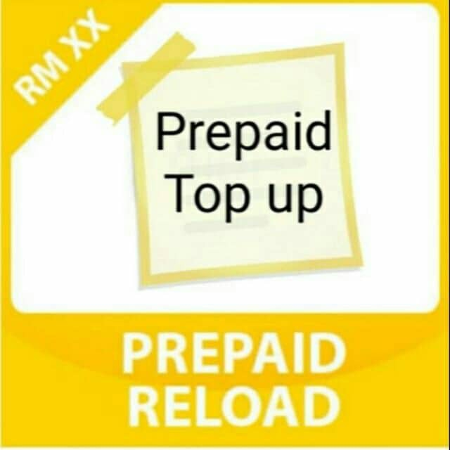 Prepaid Reload RM10 (direct reload)