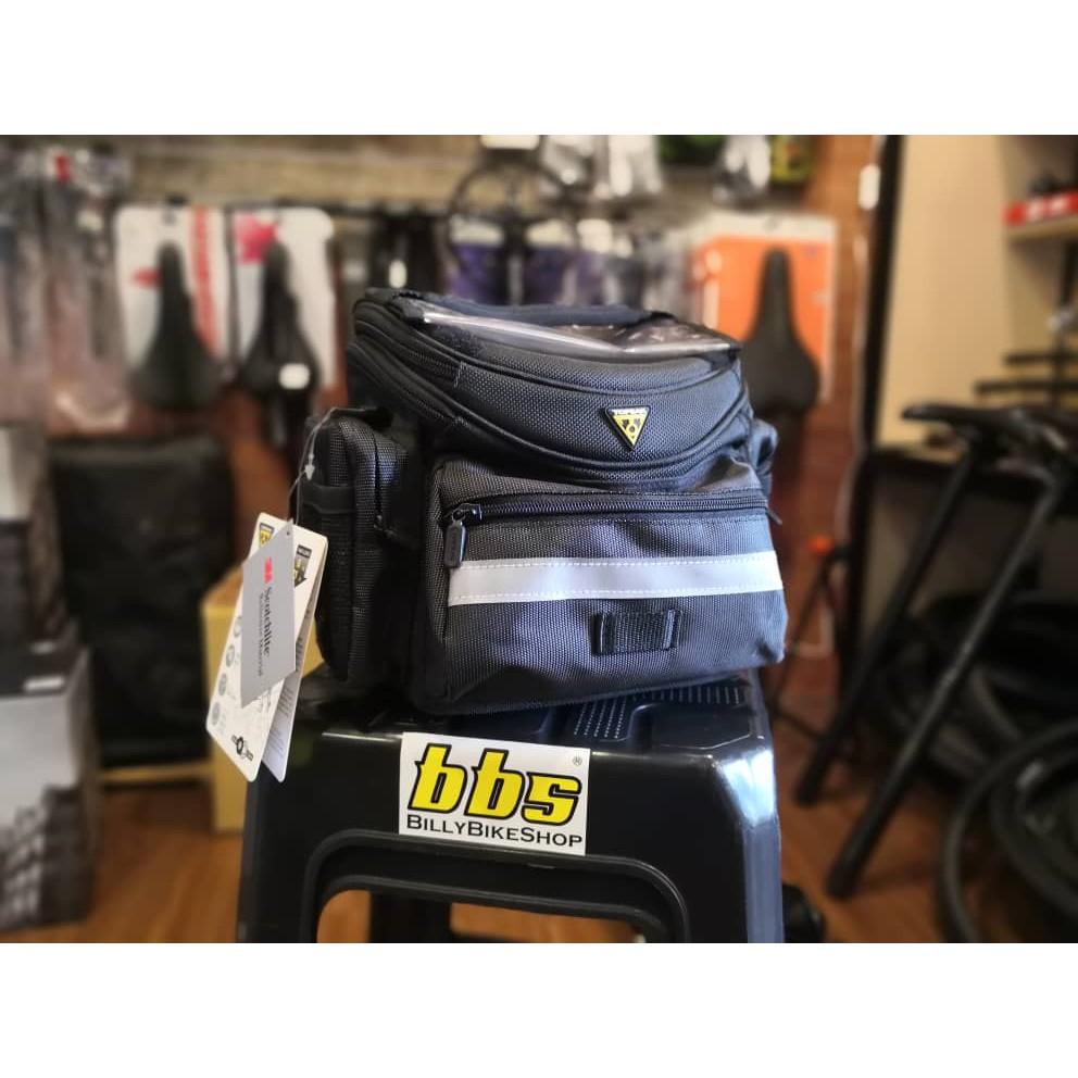 Topeak Tourguide Cycle Bike Handlebar Bar Bag 5L