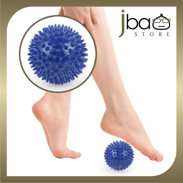 PVC Spiky Massage Ball Reflexology Foot Pressure Relief 7.5cm