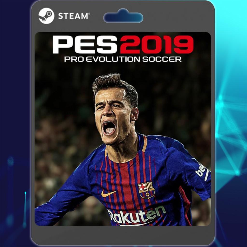 STEAM PRO EVOLUTION SOCCER 2019 PES (Steam PC)