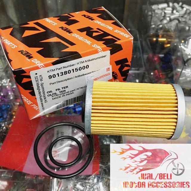KTM Oil Filter Duke, RC, Modenas , Pulsar , RS NS 200 ,