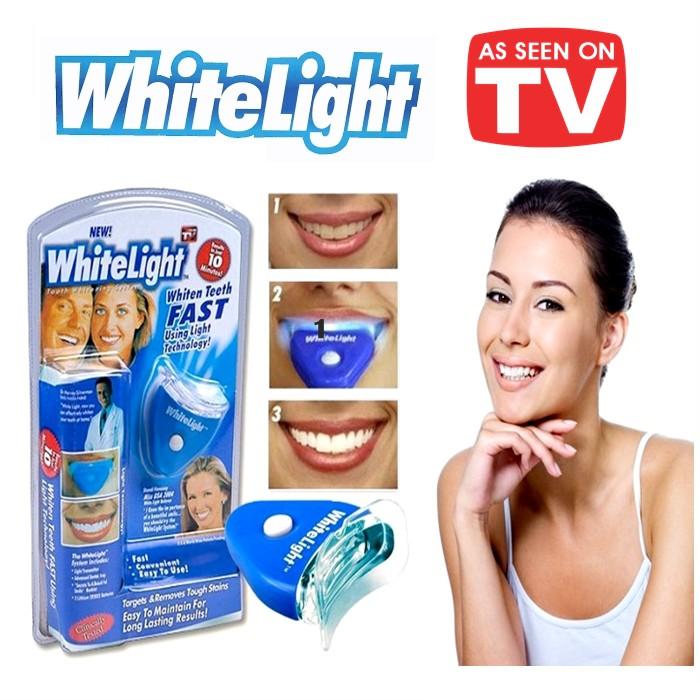 Teeth Whitening In WhiteLight Tooth Whitening System White Light Tooth Whitening