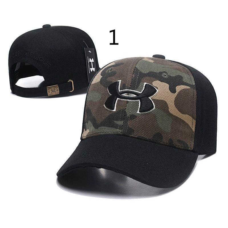 f40529cc1 Under Armour Ua Logo Embroidery Cap Men Women Cotton Cap Baseball Cap |  Shopee Malaysia