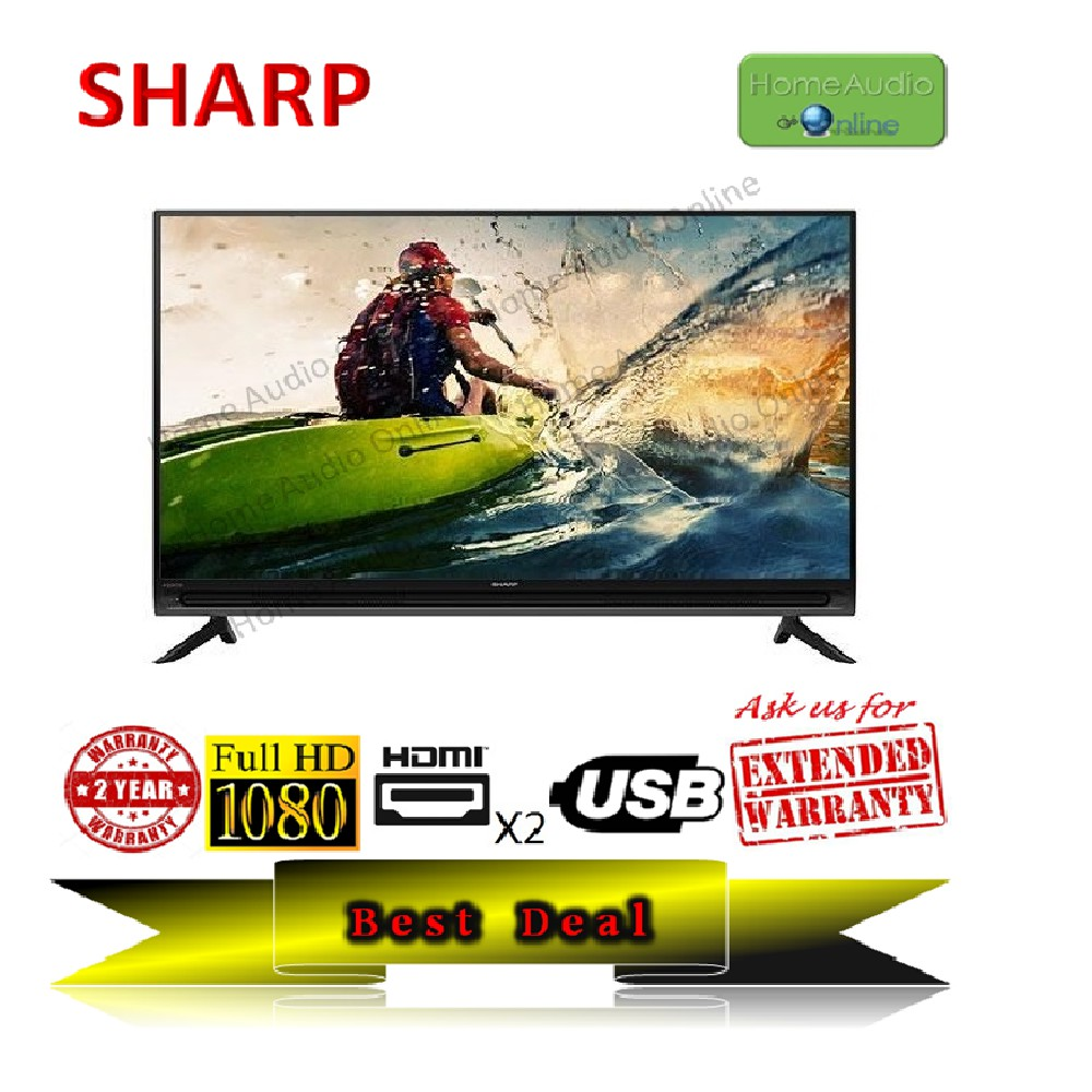 New Model Sharp Full Hd Led Tv 40 Lc40sa5100m Shopee Malaysia Aquos Inch Lc 40sa5100i Usb Movie