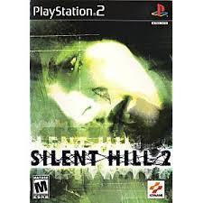 PS2  Silent Hill 2 / Silent Hill 3 / Silent Hill 4 / Silent Hill / Silent Hill Shattered Memories[Burning Disk]