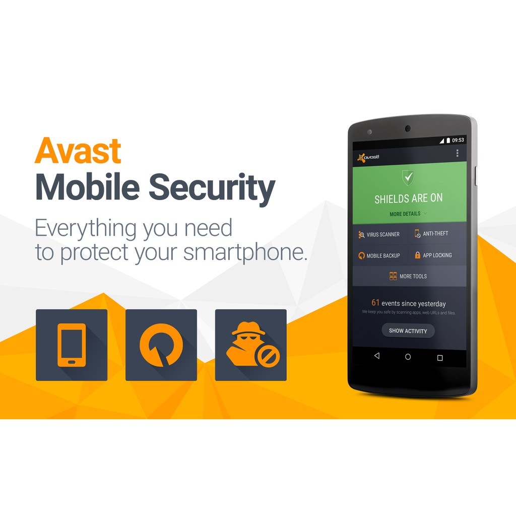 LIFE TIME Avast Antivirus & Mobile Security Pro Ultimate ...