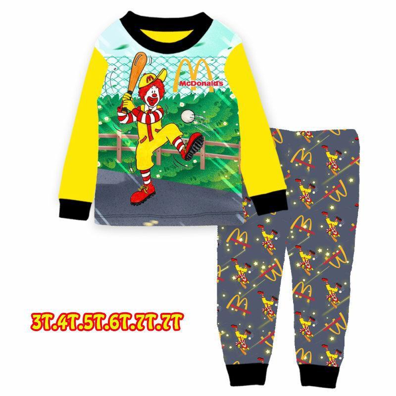 Cuddleme 3-7Y Pyjamas - McDonalds