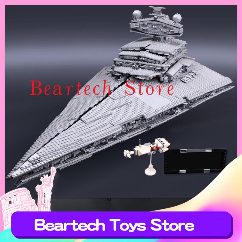 Bricks Lego 05027 Destroyer Compatible Wars Imperial Star Toys 5qRj4AL3