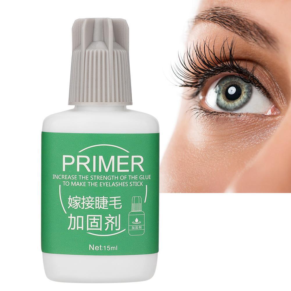 abca3876916 Eyelash Grafting Enhancer Eyelash Extension long Glue Primer False Eyelashes  Accessories