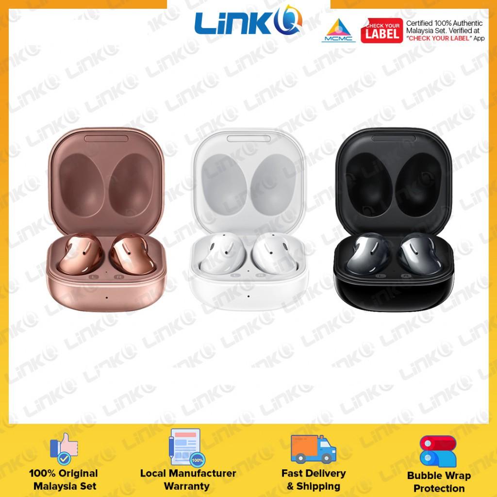 Samsung Galaxy Buds Live (R180) Bluetooth Wireless Earbuds - Original 1 Year Warranty by Samsung Malaysia